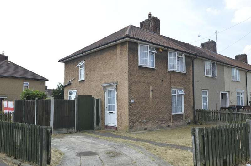 3 Bedrooms End Of Terrace House for sale in Westfield Road, Dagenham