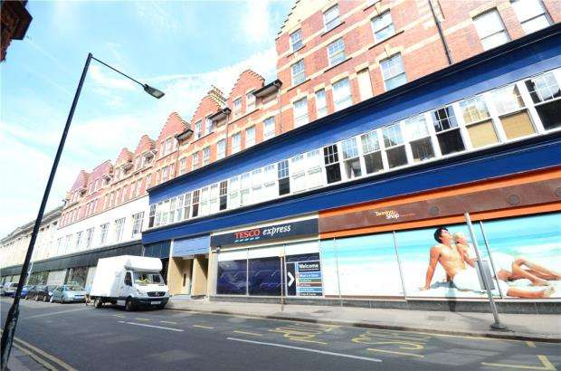 1 Bedroom Apartment Flat for sale in Oxford House, Cheapside, Reading