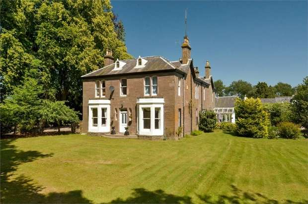6 Bedrooms Detached House for sale in Coupar Angus, Coupar Angus, Blairgowrie, Perth and Kinross