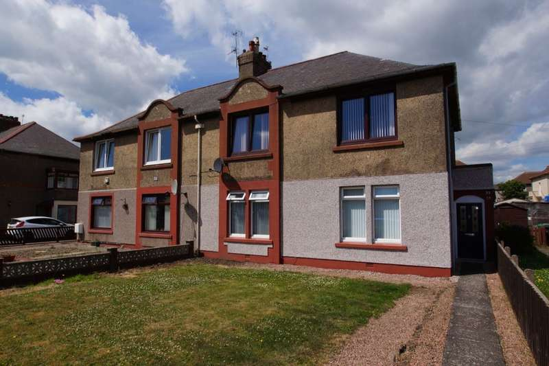 2 Bedrooms Flat for sale in Wheatley Street, Methil, Leven, KY8