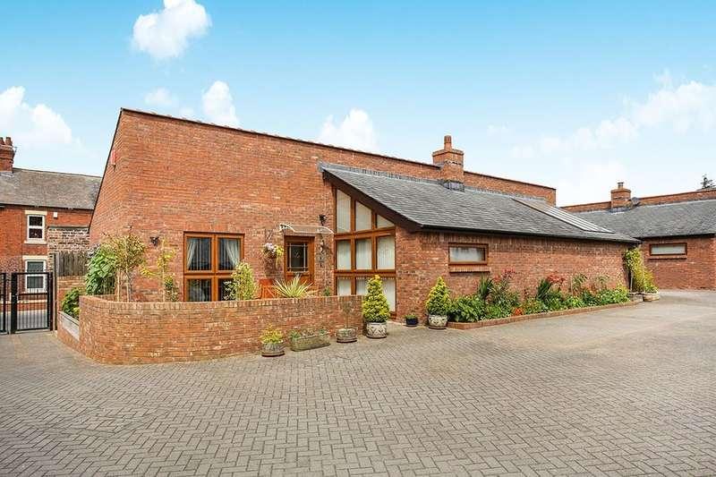 3 Bedrooms Detached Bungalow for sale in Wordsworth Court, Carlisle, CA3