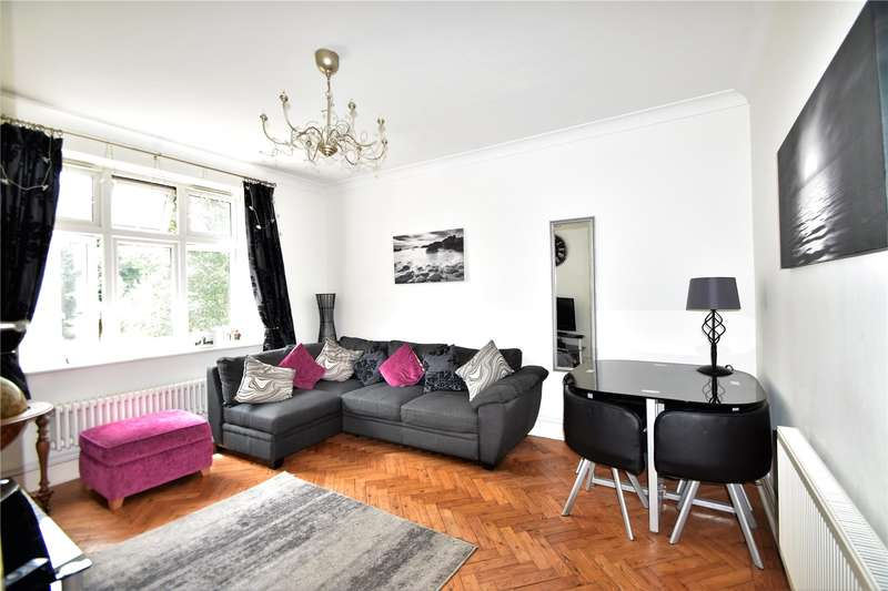 2 Bedrooms Apartment Flat for sale in Highlands Court, Highland Road