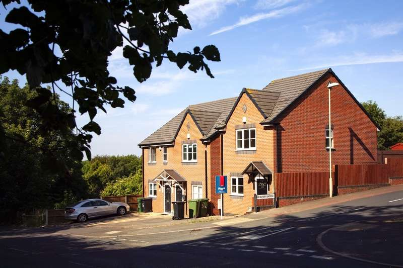 2 Bedrooms Detached House for sale in Prospect Row, DUDLEY