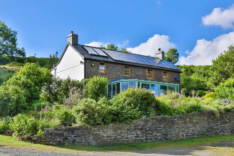 4 Bedrooms Detached House for sale in -, Brecon, Powys, LD3