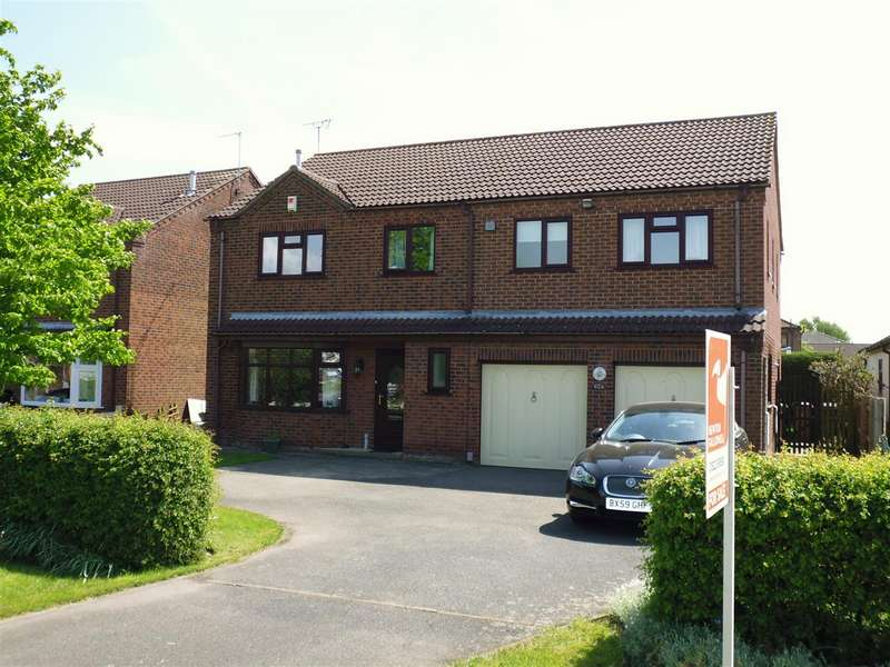 5 Bedrooms Property for sale in Mill Lane, North Hykeham, Lincoln