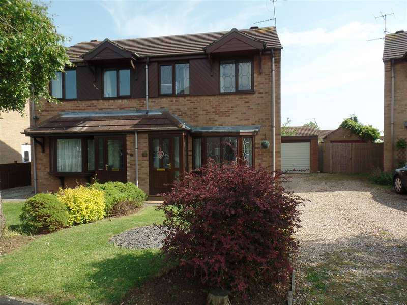 3 Bedrooms Detached House for sale in Chedworth Road, Lincoln