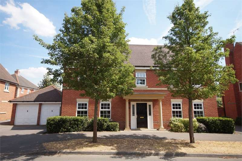 5 Bedrooms Detached House for sale in Mimosa Drive, Shinfield, Reading, Berkshire
