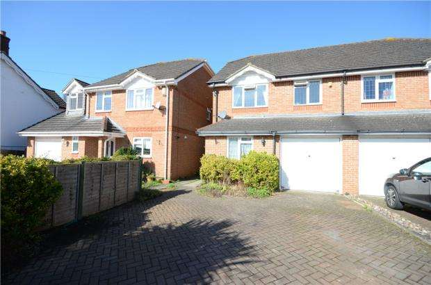 4 Bedrooms Semi Detached House for sale in Prospect Road, Farnborough, Hampshire