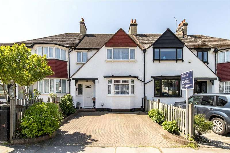 3 Bedrooms Terraced House for sale in The Chase, London, SW16