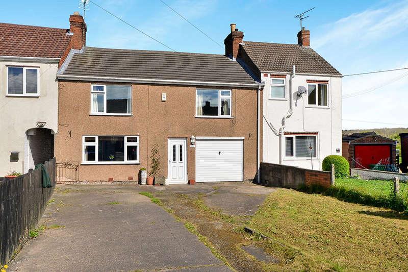 4 Bedrooms Property for sale in Birchwood Lane, Somercotes, Alfreton, DE55