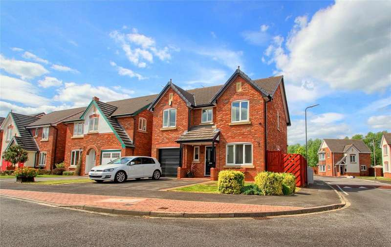 4 Bedrooms Detached House for sale in Poppy Lane, Stockton-on-Tees