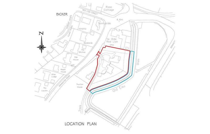 Land Commercial for sale in Donington Road, Bicker, PE20