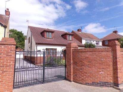 5 Bedrooms Detached House for sale in Mansfield Rd, Skegby, Nottingham, Nottinghamshire
