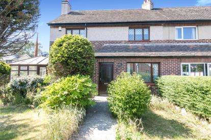 3 Bedrooms End Of Terrace House for sale in Maesdu Road, Llandudno, Conwy, LL30