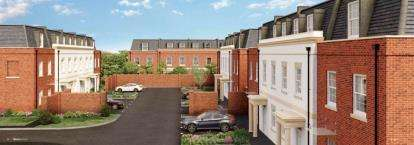 5 Bedrooms Terraced House for sale in Royal Clarence, Weevil Lane, Gosport