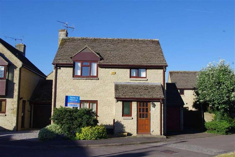 3 Bedrooms Detached House for sale in The Spinney, Lechlade-on-Thames, Gloucestershire