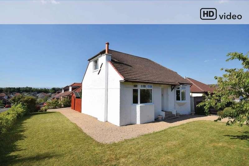 4 Bedrooms Detached Bungalow for sale in Morven Drive, Clarkston, Glasgow, G76 7QH