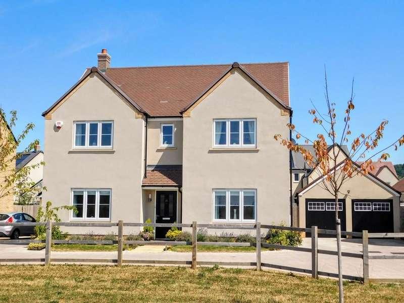 4 Bedrooms Detached House for sale in Franklin Road, Alderton