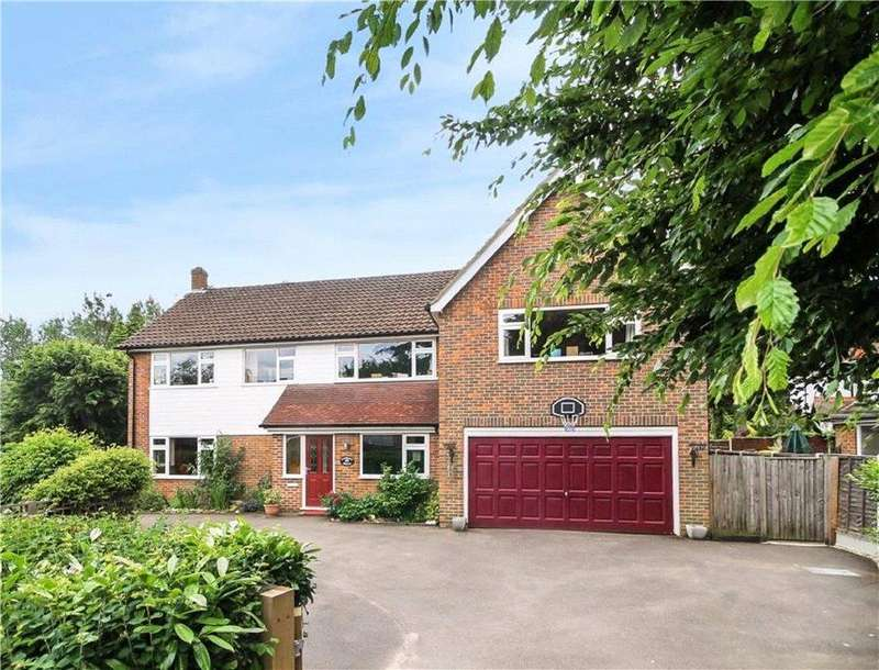 5 Bedrooms Detached House for sale in Burnhams Road, Bookham, Leatherhead, Surrey, KT23