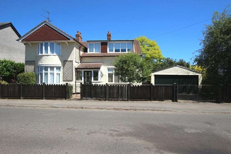 5 Bedrooms Detached House for sale in Fieldside, Ely