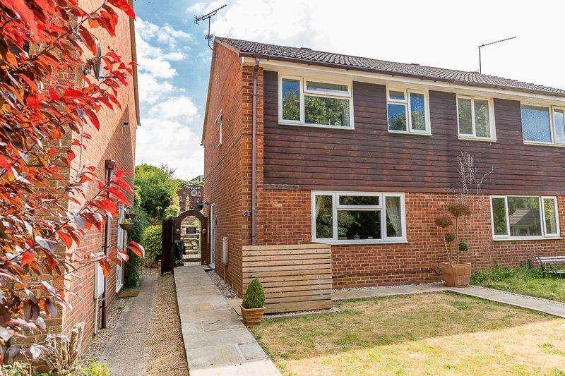 3 Bedrooms Semi Detached House for sale in Wittmills Oak, Buckingham