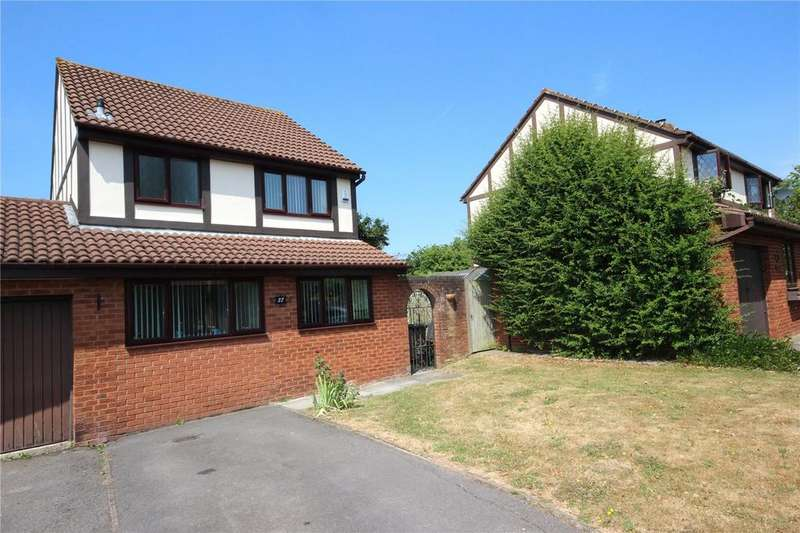 3 Bedrooms Link Detached House for sale in Highfields Close, Stoke Gifford, Bristol, BS34