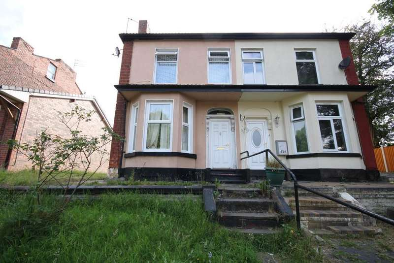 4 Bedrooms Semi Detached House for sale in Stockport road Manchester M12 4GA