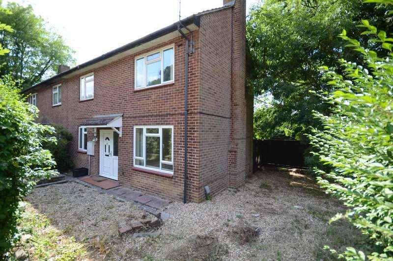 2 Bedrooms Semi Detached House for sale in Anson Crescent, Reading