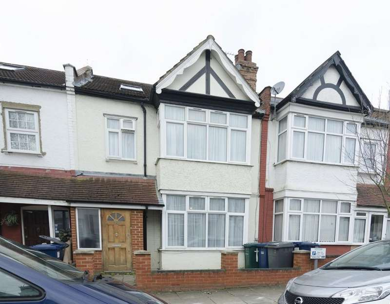 4 Bedrooms Terraced House for sale in Dartmouth Road, London, NW4