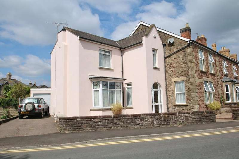 4 Bedrooms Semi Detached House for sale in Bathurst Park Road, Lydney, GL15