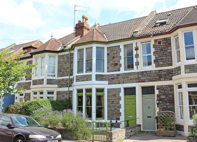 4 Bedrooms Property for sale in Kennington Avenue Bishopston Bristol BS7