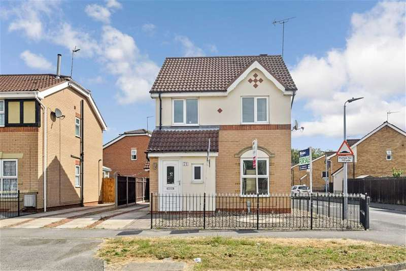 3 Bedrooms Detached House for sale in Kestrel Avenue, Hull