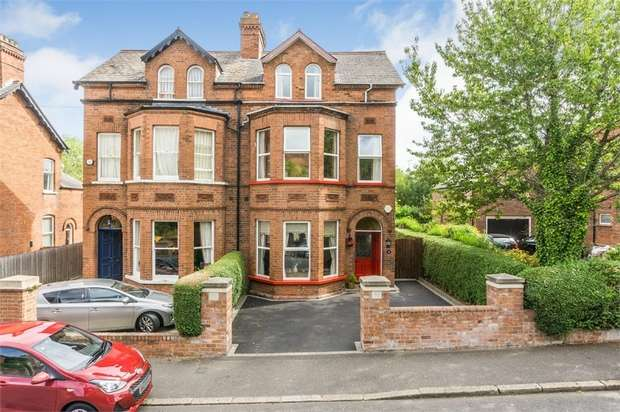 5 Bedrooms Semi Detached House for sale in Maryville Park, Belfast, County Antrim