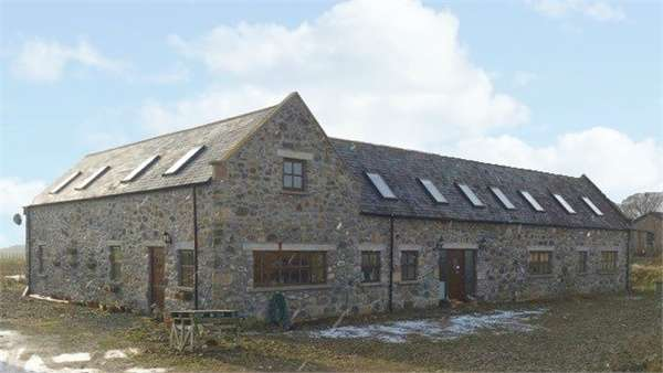 5 Bedrooms Barn Conversion Character Property for sale in Old Rayne, Insch, Aberdeenshire