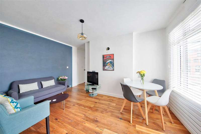 1 Bedroom Property for sale in Brixton Hill Court, Brixton