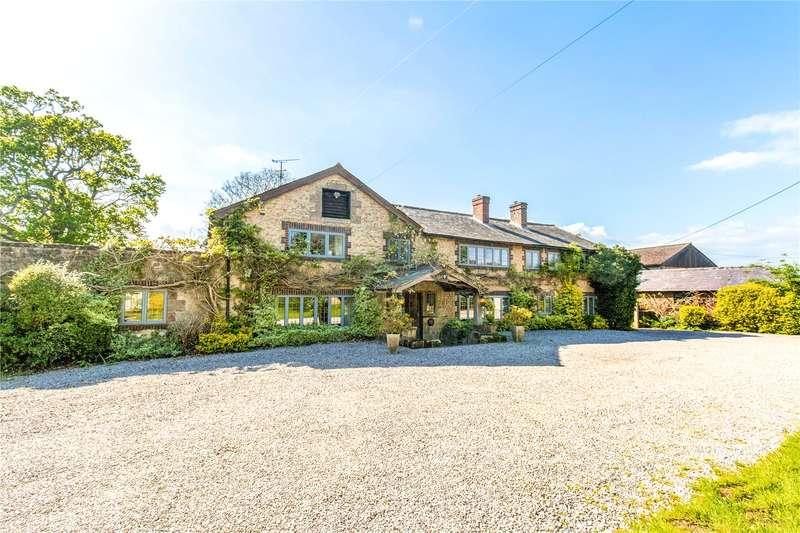 5 Bedrooms Detached House for sale in Fryern Park, Fryern Road, Storrington, West Sussex, RH20