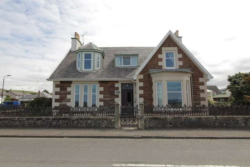 5 Bedrooms Detached House for sale in Foreland, Ballantrae, KA26