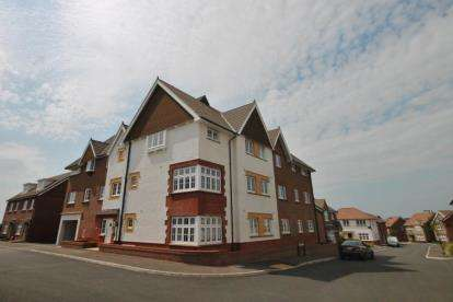 2 Bedrooms Flat for sale in Danby Street, Cheswick Village Bristol, Somerset