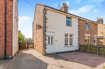 3 Bedrooms Semi Detached House for sale in Back Lane, Eye, Peterborough, Cambridgeshire