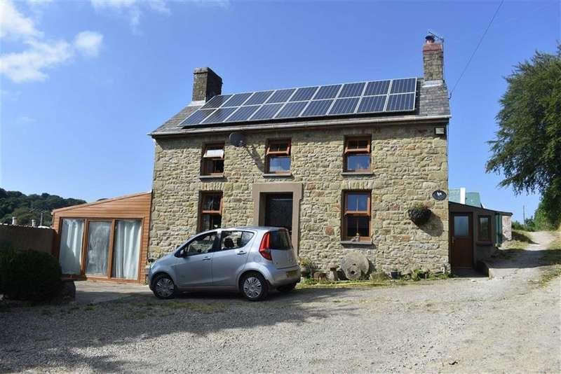 3 Bedrooms Property for sale in Maesllyn, Llandysul