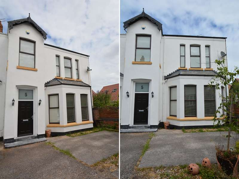 3 Bedrooms Semi Detached House for sale in Allandale, South Shore, Blackpool, FY4 1RH