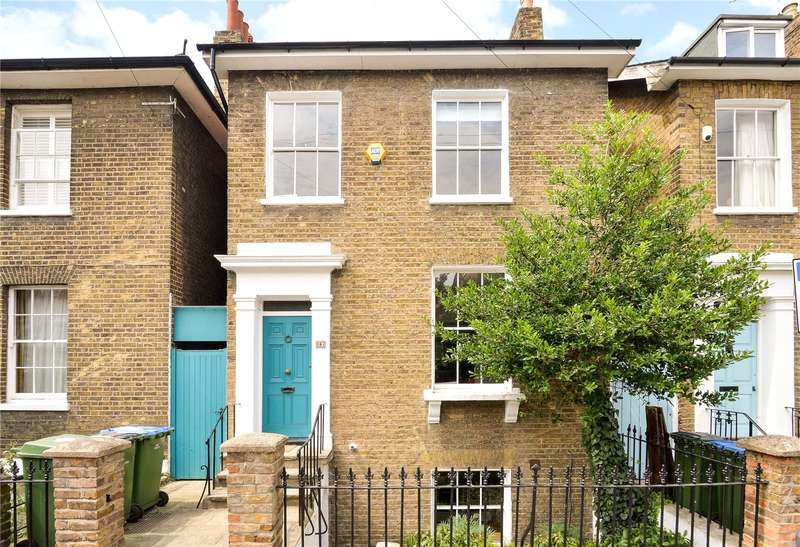 5 Bedrooms Detached House for sale in Egerton Drive, London, SE10