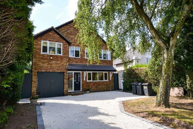 4 Bedrooms Detached House for sale in Bunbury Road, Northfield, Birmingham, B31