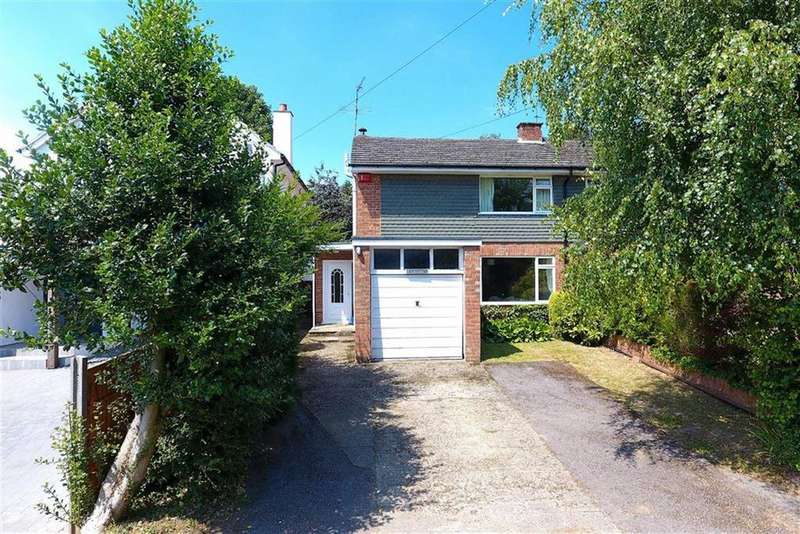 3 Bedrooms Semi Detached House for sale in Tokers Green Lane, Tokers Green, Reading