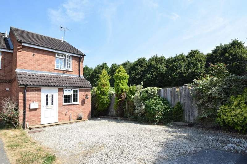 2 Bedrooms End Of Terrace House for sale in Isis Way, Sandhurst