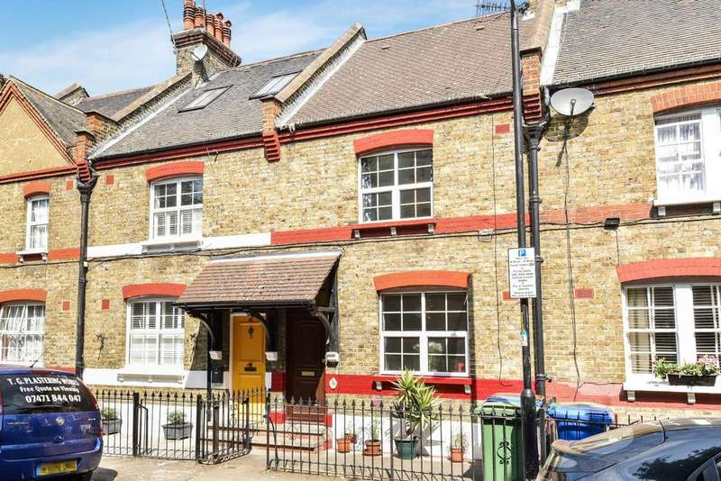 3 Bedrooms Terraced House for sale in Date Street, Walworth