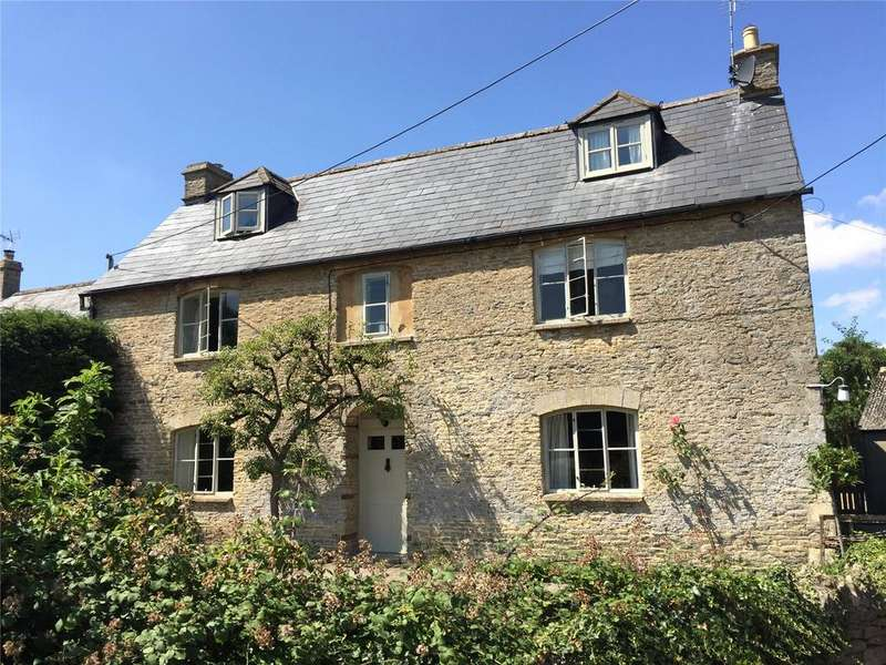 5 Bedrooms Semi Detached House for sale in East End, Fairford, Gloucestershire, GL7