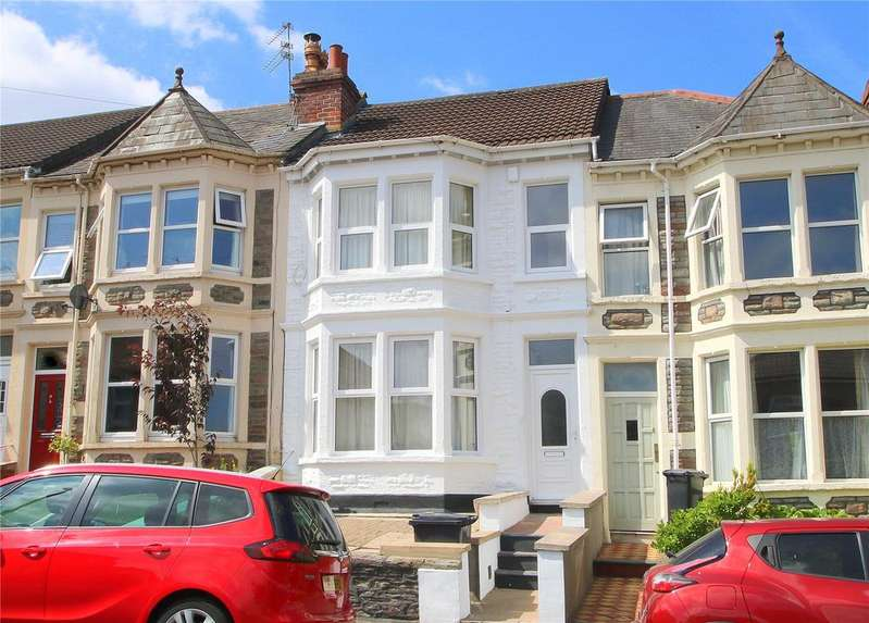 4 Bedrooms Terraced House for sale in Newbridge Road, Brislington, BRISTOL, BS4