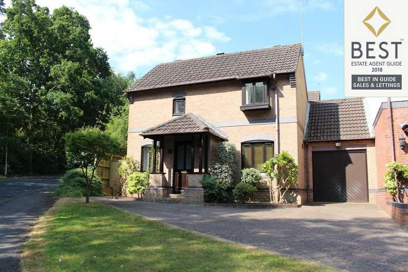 3 Bedrooms Link Detached House for sale in Briarswood Rise, Dibden Purlieu