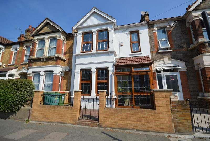 4 Bedrooms Terraced House for sale in Burges Road, East Ham, London, E6